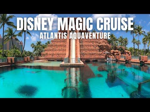 Disney Magic Cruise: Atlantis At Nassau, Bahamas | April 2018
