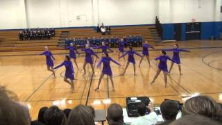 St. Francis Dance Team Varsity Jazz 2015
