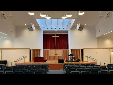 2020-11-01 English Ministry Sunday Service