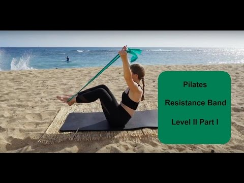 Upside-Down Pilates - Resistance Band Level II Part 1 of 3