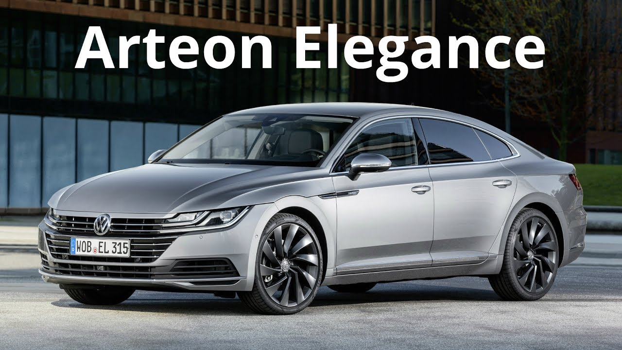 2018 volkswagen arteon elegance gran turismo that speaks. Black Bedroom Furniture Sets. Home Design Ideas