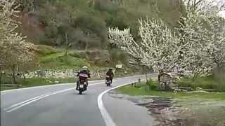 Road to Kalamata