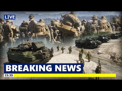 American Forces, Japanese And Philippine Joint For Massive Exercises KAMANDAG 3