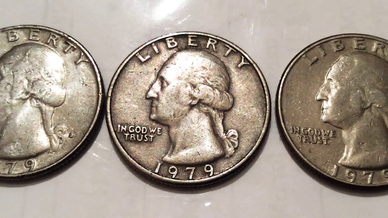1979 RARE COIN QUARTERS VARIETIES ERROR COIN WORTH BIG MONEY TO LOOK FOR
