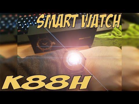 Ελληνικο Review & Unboxing  Smartwatch K88h