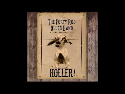 The Forty Rod Blues Band2018-The Cowboy and the Clown
