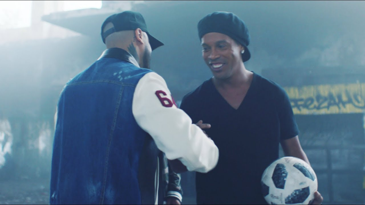 Live It Up (Official Video) - Nicky Jam feat. Will Smith & Era Istrefi (2018 FIFA World Cup Russ