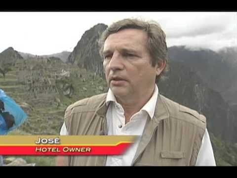 The Lost City of Machu Picchu Br En