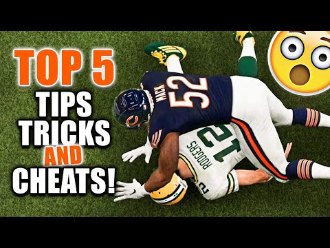 Top 5 Tips Tricks & Cheats You NEED on Defense in Madden 20!