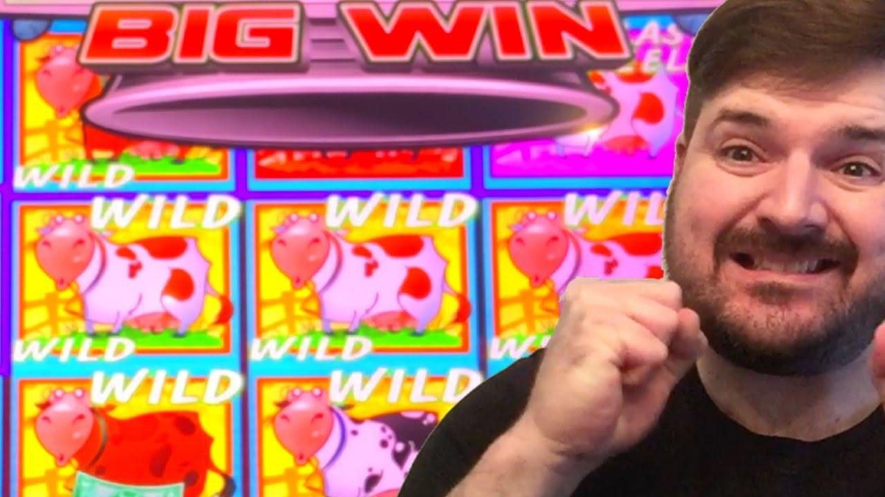RARE HIT! I GOT THE BONUS WITHIN THE BONUS On THIS Slot Machine! Bucket List S1E8