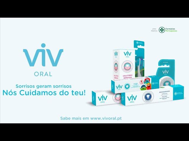 ViV Oral - Cuidamos do Teu Sorriso!