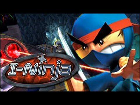I-Ninja (Я-Ниндзя) - Прохождение #4 [Повторение мать учения]