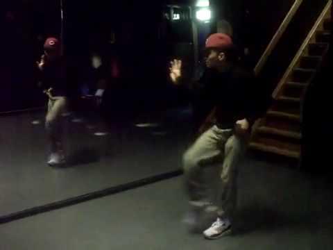 OBee Practising [Omer Bhatti]