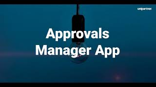 Approvals Manager App