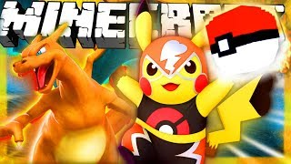 """Minecraft PIXELMON DUEL - """"POKKEN VS SMASH in MINECRAFT!"""" - Minecraft Pokémon Mod"""