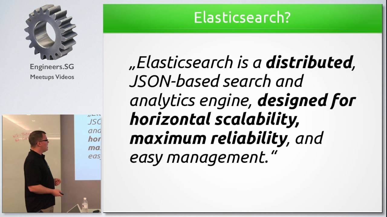 Java Clients for Elasticsearch - Singapore Java User Group