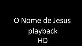 O Nome de Jesus - isadora pompeo playback letra