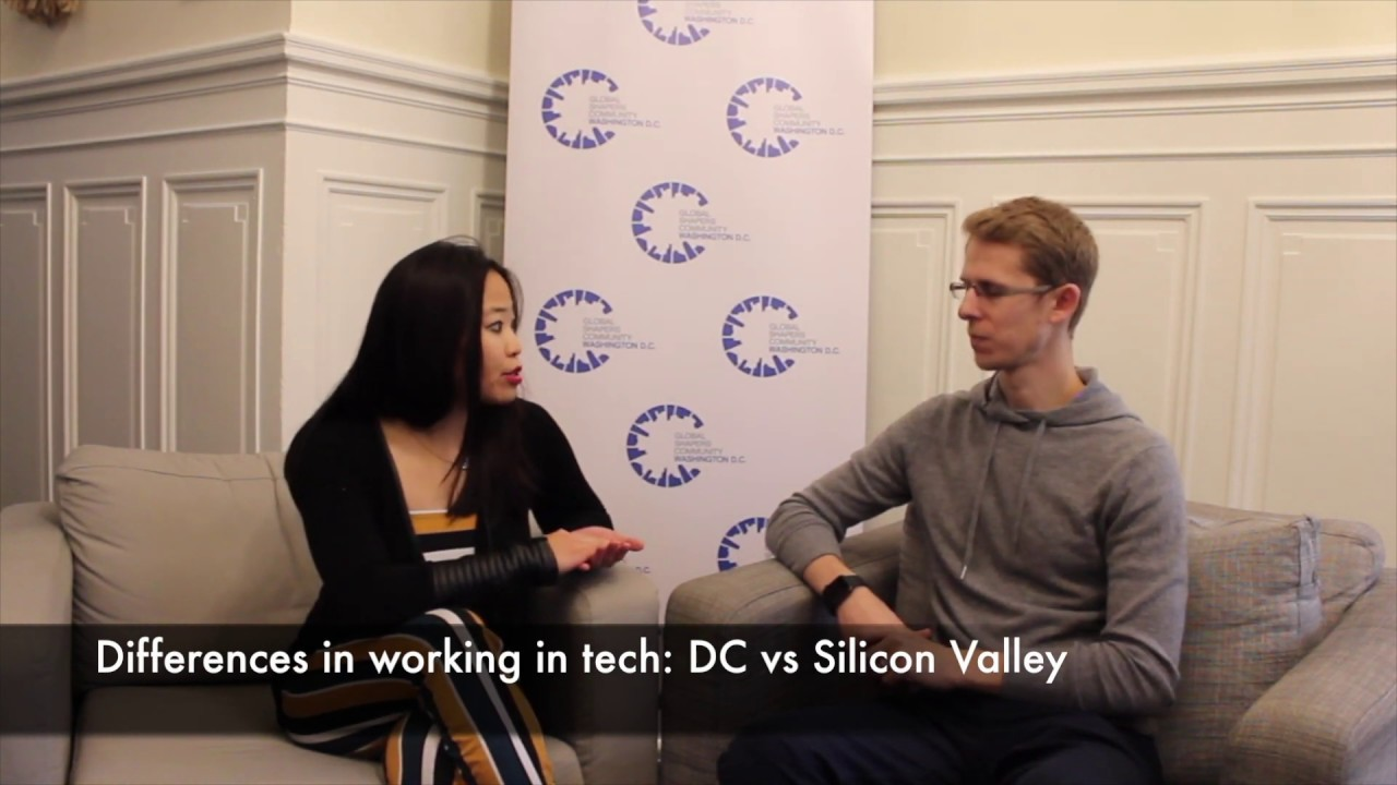 Careers in National Security and Technology | Clara Tsao & David Agranovich