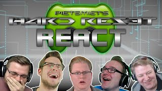React: PietSmiet H4RD RES3T Best of