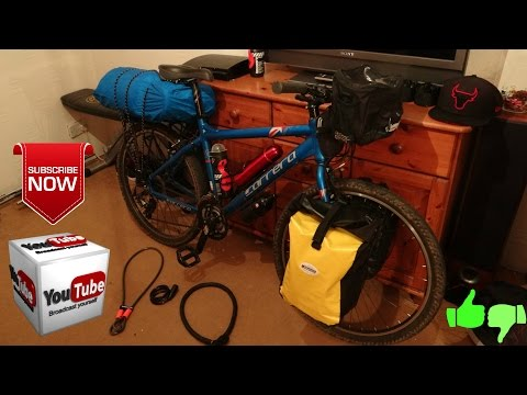 Cheap Cycle Touring