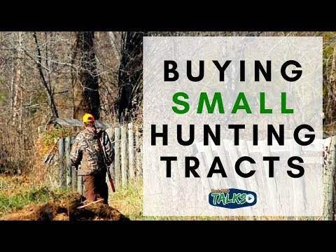 Reasons To Buy Small Hunting Land Tracts