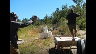 SSS USPSA Match, BLACK PPL START COMPETITING IN SHOOTING COMPS