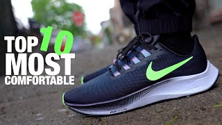 Top 10 MOST Comfortable Sneakers of 2020