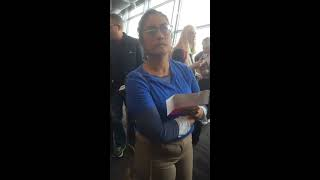 Racial Profiling Or Mental Illness? Black Woman Gets Harassed In Airport By A Passenger
