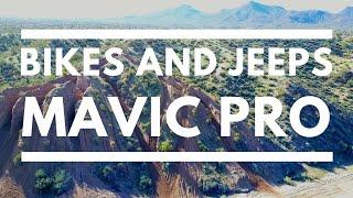 [4K] Bikes and Jeeps shot with Mavic Pro