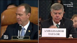 WATCH: Rep. Carson's full questioning of George Kent and Bill Taylor | Trump impeachment hearings