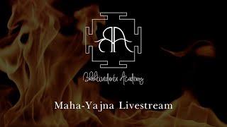Maha-Yajna Livestream   16/10/2021