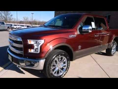 Ford F150 King Ranch >> 2015 Ford F150 Mount Juliet TN - YouTube