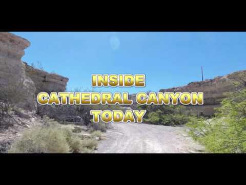 Cathedral Canyon A Stolen Dream