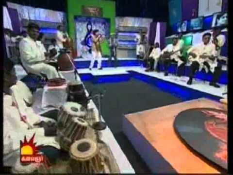 GRKANNAN SINGER SONGS IN KALAIGNAR TV - 1