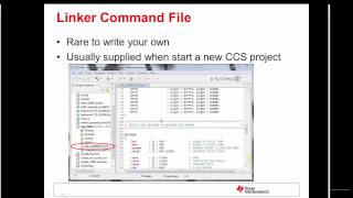 Introduction to the Linker Command File