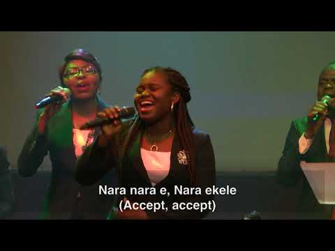 Praise Session - 'Nara'  led by Rose Onogu