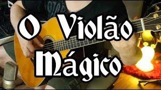 O Violão Mágico por Fabio Lima