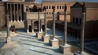 ROME RECOSTRUCTED (Roman Forum) ACTIVATE SUBTITLES (13 LANGUAGES)