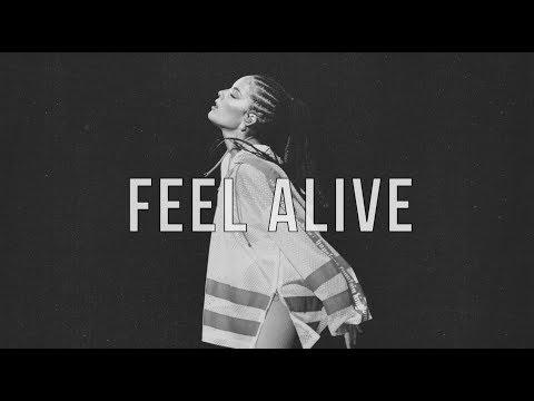 HALSEY X G-EAZY TYPE BEAT | FEEL ALIVE | ALTERNATIVE POP INSTRUMENTAL 2018 ( prod Gold )