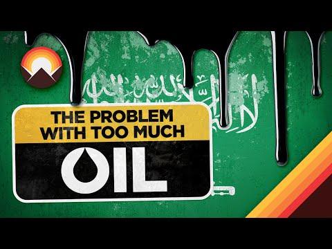 Saudi Arabia's Oil Problem