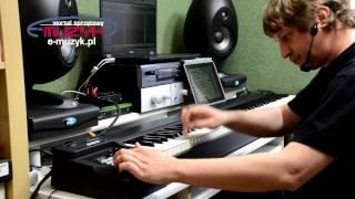 Roland A-88 masterkeyboard z doważoną klawiaturą młoteczkową z wymykiem (podwójną repetycją)