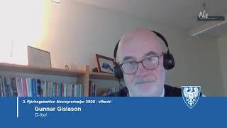 Fundur bæjarstjórnar 20. október 2020