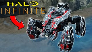 BANISHED SCARAB Mod In Halo Reach