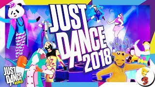 Just Dance 2018 | OFFICIAL SONG LIST PART 1! | E3 JUNE12!