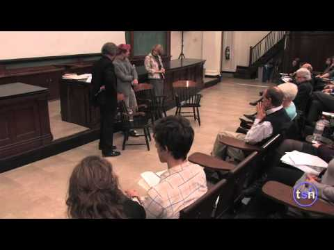 Braintrust: A public conversation about Morality and the Brain