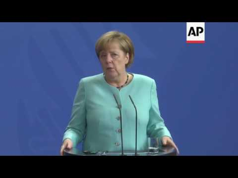 Merkel, Xi statements after Berlin signing
