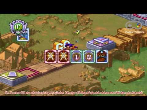 GAME PS1 HAY NHẤT  – GaiaMaster – Kamigami no Board Game (Japan) – game dàn trận chiến thuật