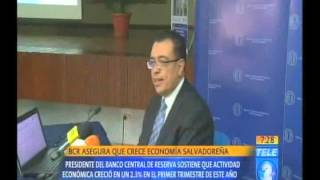 Video BCR asegura que crece economía salvadoreña download MP3, 3GP, MP4, WEBM, AVI, FLV Agustus 2018