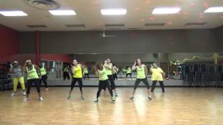 Get me bodied (Extended Mix), by Beyonce for Dance Fitness