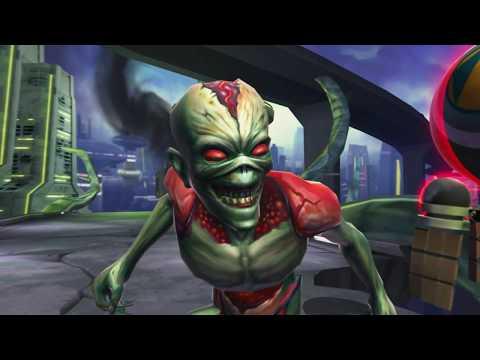 Iron Maiden: Legacy of the Beast - Introducing Virtual XI Eddie